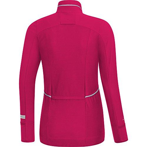 Gore Running Wear Swlair Veste Femme Rosa