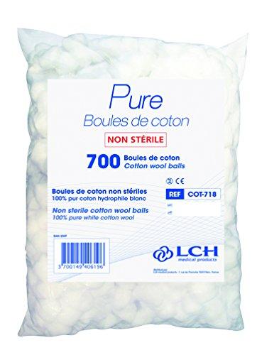 LCH Nessicare Batuffoli di Cotone 1 Prodotto