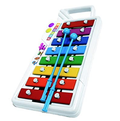 Reig - Instrumento de percusión para niños Pocoyo [importado de Inglaterra] de Reig