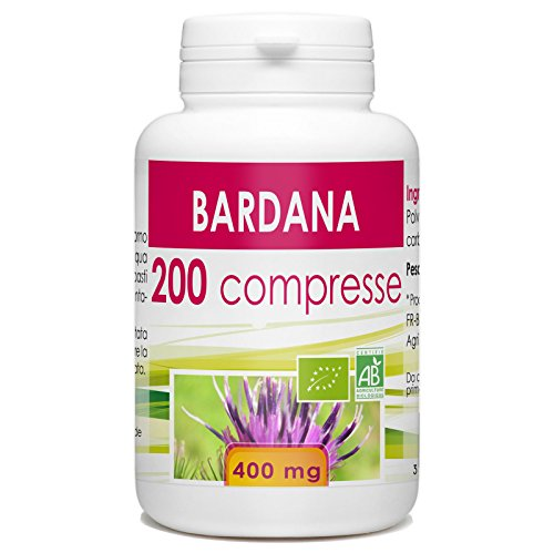 Bardana Box di 200 compresse 400mg