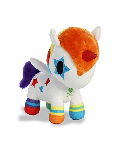 Aurora World 1565520,3cm Bowie Unicorno jouet en peluche