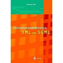Informationsmodellierung in XML und SGML