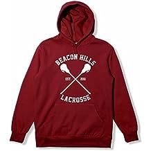 Beacon Hills frontal sudadera con capucha Stilinski 24Back sudadera con capucha Teen Wolf inspirada Ventilador Jumper Dylan O 'Brien Stiles S tamaños XS–XXL Top