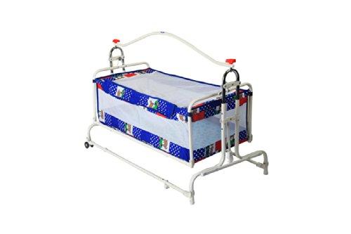 Natraj Compact Cradle Standard (Blue)