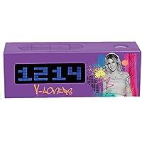 Violetta - Radio Despertador Proyector (Lexibook RP025VI)