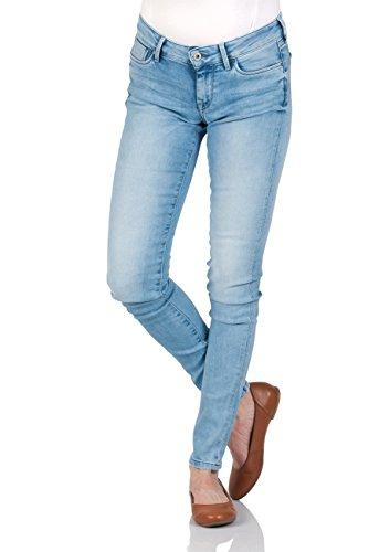 Pepe Jeans Damen Jeans Soho, Denim (10OZ STR American Blue LT), 29W / 28L