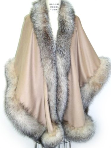 camel-loro-piana-17-ounce-cashmere-cape-w-crystal-fox-border