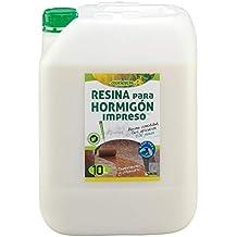 RESINA HORMIGON IMPRESO (Fórm. Agua) - 10L MONESTIR