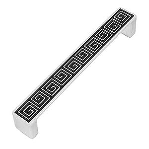 DealMux Metallhaus Rechteck Design-Möbel Kleiderschrank Fach-Zug-Silber-Ton Griff