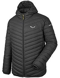 SALEWA Lagazuoi 3DWN M JKT, chaqueta para senderismo hombre, Hombre, Lagazuoi 3 Dwn M Jkt, negro, 48/Medium
