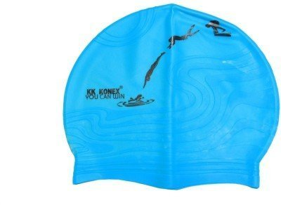 Sports Janjua Plain swimming Caps Assorted Colors  available at amazon for Rs.99
