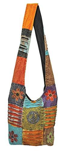 Boho Hippy Sling Bag
