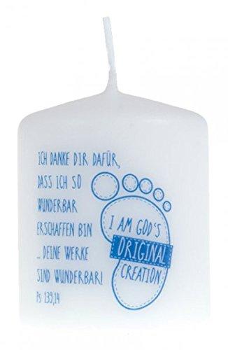 vela-altura-6-cm-azul-i-am-god-s-origin