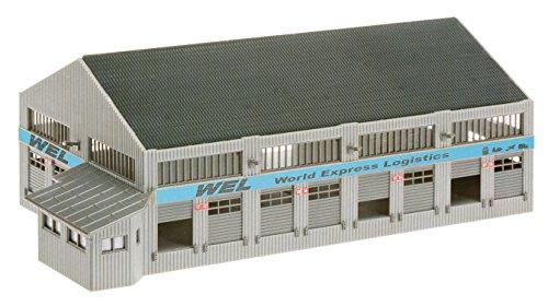 Spur N -- Bausatz Logistik Center