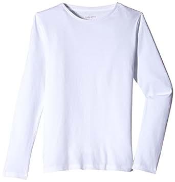 Chemistry Girl T-Shirt (GA15-064KTTEEFSV_White_13 - 14 years)