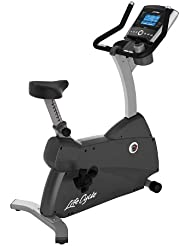 Life Fitness  Fahrradergometer C3 Go, schwarz, C3 Go