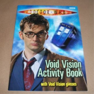 Void Vision Activity Book