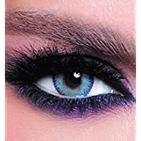 Freshlady Cosmetic contact lens - G Navy Gray
