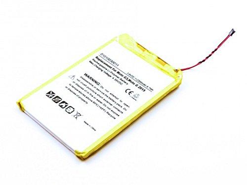 Mobilotec Akku kompatibel mit Motorola Motorola Moto G 3rd gen Smartphone Handy Batterie Akku