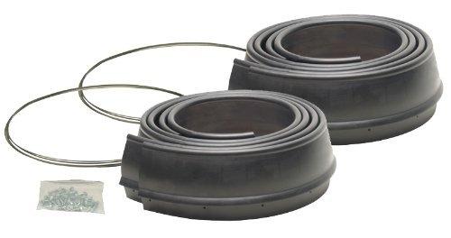 pacer-performance-52-116-flexy-flares-black-rubber-custom-fit-fender-extension-for-dodge-dakota-by-p