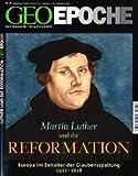 Geo Epoche 39/2009: Martin Luther und die Reformation (inkl - DVD) - Peter-Matthias Gaede
