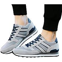 Zapatos Deporte Hombre ♡♡Fannyfuny♡ ❤ Zapatillas Casuales Zapatos Running Deporte para Hombre Transpirables