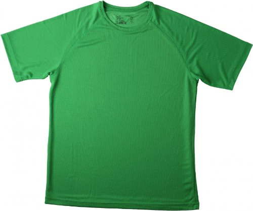 Hanes Herren T-Shirt, Crew Yellow - Gelb - Sun Flower Yel