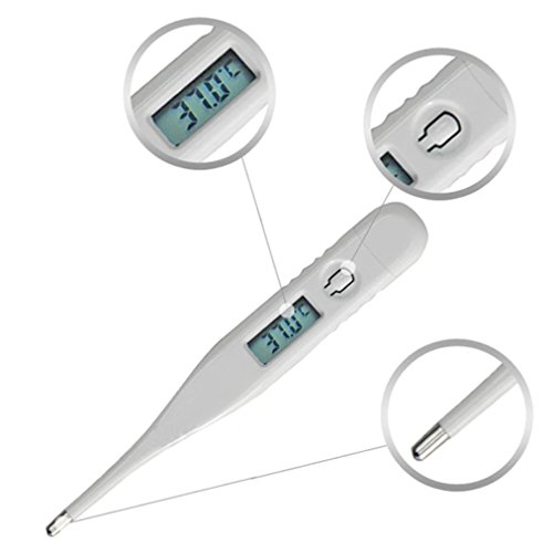 Senwu Digital Baby Thermometer Kind Erwachsene Digital LCD Thermometer Temperaturmessung