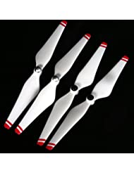 XCSOURCE® 4 Pcs 9450 autobloquantes CW CCW lames d'Hélices Pour DJI Phantom Vision E300 RC96