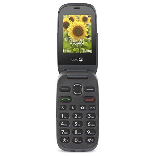 Doro PhoneEasy 6030 2.4' 94g Grafito - Teléfono móvil (SIM única,...