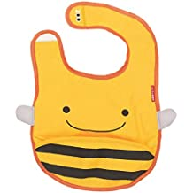 Skip Hop - Babero con diseño de abeja