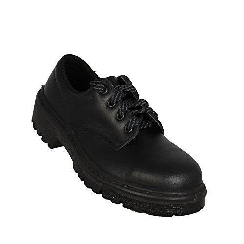 Aimont Goto Sa S1p Sapatos De Segurança Trabalhar Sapatos Preto Liso