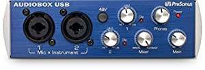 Presonus AudioBox Kompaktes 2x2 USB Recording-Interface