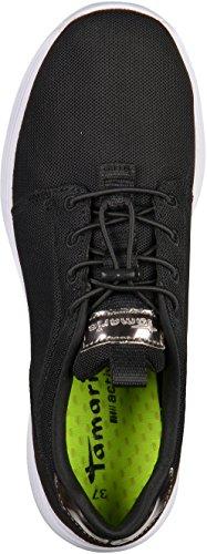 Tamaris Woman Sneakers Black Mesh *