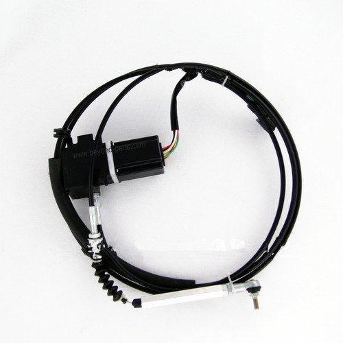 Gowe Bagger Gaszug Gouverneur Motor für 305Bagger Gaszug Motor und Governor mit einzigen Kabel 5Pins
