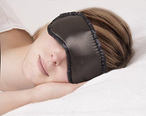 loveorama.de Deluxe Seiden Augenmaske Sinnenrausch aus feinster Maulbeerseide, super Tragekomfort
