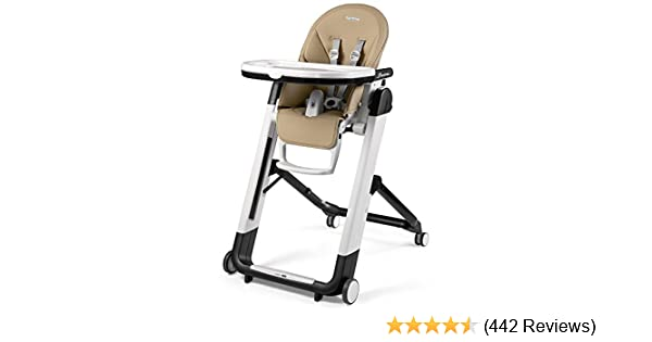 Compact highchair Peg Perego Siesta Noce
