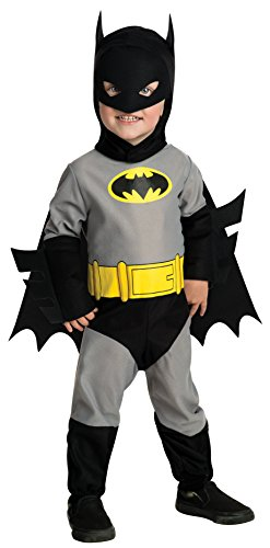 Rubie's Baby Batman Fancy Dress Costume Toddler (Rubies Baby Kostüm)