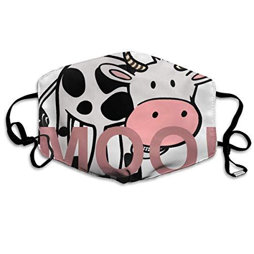 Gesichtsmaske für Jungen und Mädchen, Anti-Allergene, Ohrschlaufe, halbe Gesichtsmaske für den Außenbereich, winddicht, Polyester-Maske, verstellbarer, elastischer Riemen, süße (C3po Kostüm Mädchen)