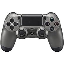 Sony - Mando Dual Shock 4, Color Negro Metálico (PlayStation 4)