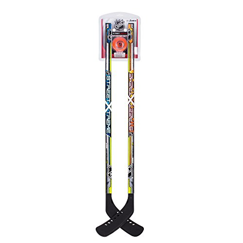 franklin-nhl-street-hockey-set-with-234inch-junior-hockey-hockey-ball-leisure-sports-multicolor