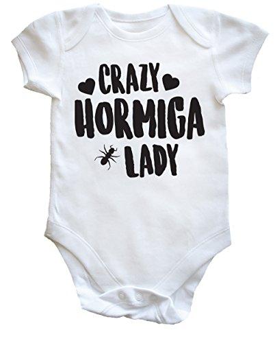 hippowarehouse-crazy-hormiga-lady-body-bodys-pijama-ninos-ninas-unisex