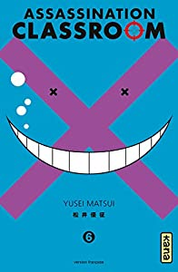 Assassination Classroom Edition simple Tome 6