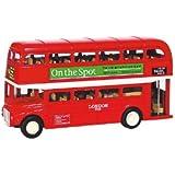 London Bus aus Spritzguß
