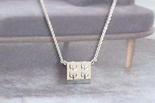 925-lego-bloquear-collar-de-unplata-lego-colgante-collar-plata-lego-colgante-joyas-de-plata-lego-col