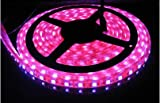 UG SELLER LED 5m Strip Non Waterproof with Adaptor (UGpink_non0010)