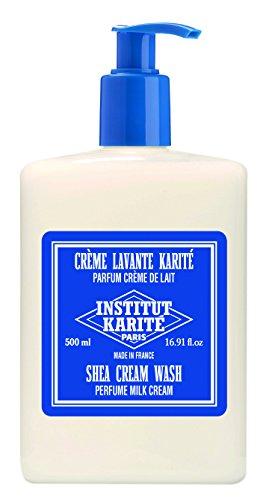 Institut Karité Paris Shea Washing Cream, crema di latte 500 ml