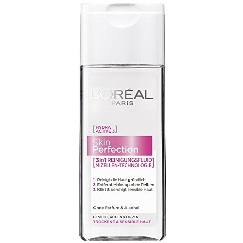 L'Oréal Paris Skin Perfection 3in1 Mizellen-Reinigungsfluid