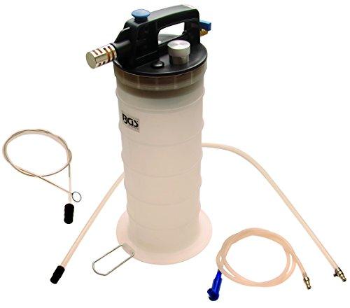 Druckluft-Bremsenentlüfter und Ölabsauggerät, BGS-3157