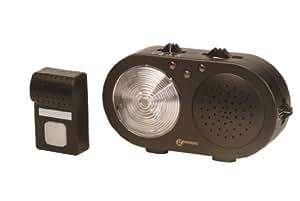 Geemarc CL2L Amplificateur de sonnerie de téléphone et de porte d'entrée Version UK